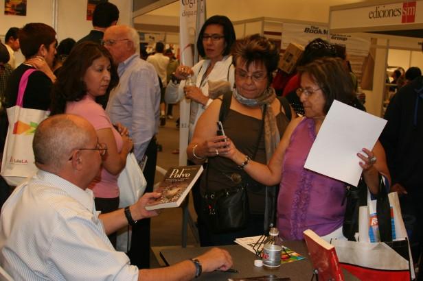 La Feria del Libro en Español de Los Angeles se llevará a cabo del 17 al 19 de mayo. Foto: KioskoNews.