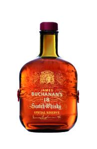 El Buchanan's Special Reserve es un elegante scotch whisky de las más finas maltas que Escocia tiene para ofrecer.