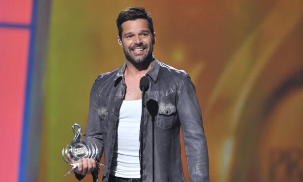 Ricky Martin  2011