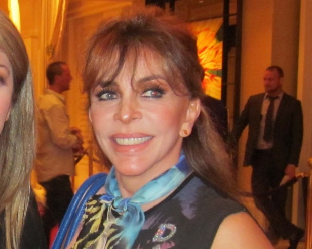 Verónica Castro. Foto: KioskoNews