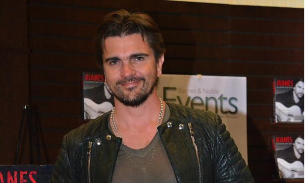 """Juanes da """"probadita"""" de su nuevo disco. Foto: KioskoNews"""