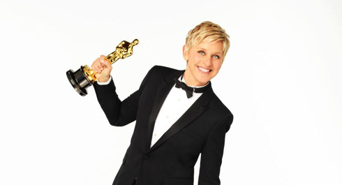 Ellen DeGeneres será la anfitriona de la edición 86 de los premios de la Academia que se entregarán el 2 de marzo.