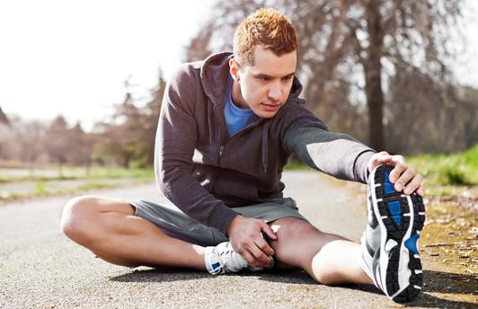 El ejercitarse es la mejor manera para evitar el sobrepeso.