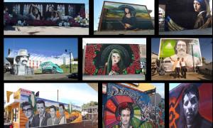 Murales de Levi Ponce