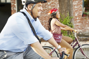 El ejercicio, alimentarse sanamente y evitar fumar contribuyen a tener una calidad de vida más sana.