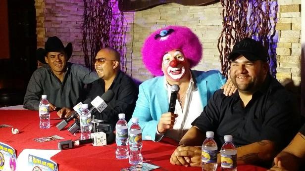 Platanito se presenta por primera vez en Los Ángeles con su banda Alma Sureña con un espectáculo renovado, pícaro e irreverente sólo para adultos. Foto: KioskoNews.