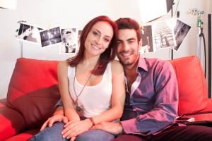Marimar Vega y Javier Jattin