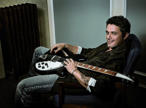 El cantante español Alejandro Sanz
