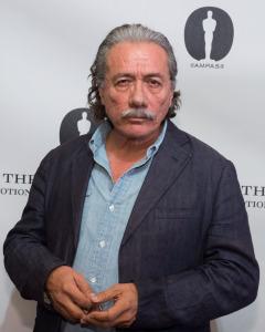 Edward J.  Olmos.