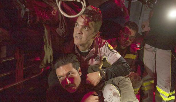 El actor mexicano realiza su debut como director en Panic 5 Bravo que se estrena este 5 de diciembre.