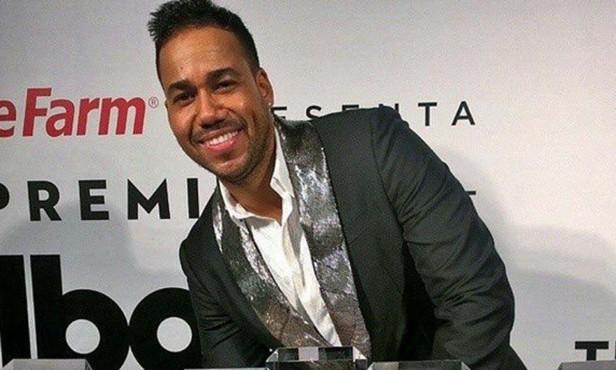 Romeo Santos ganó 10 premios Billboard.