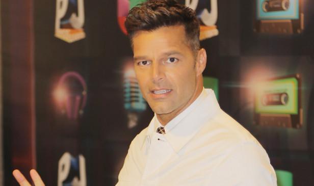 Ricky Martin dijo que es tiempo que la comunidad se haga respetar.