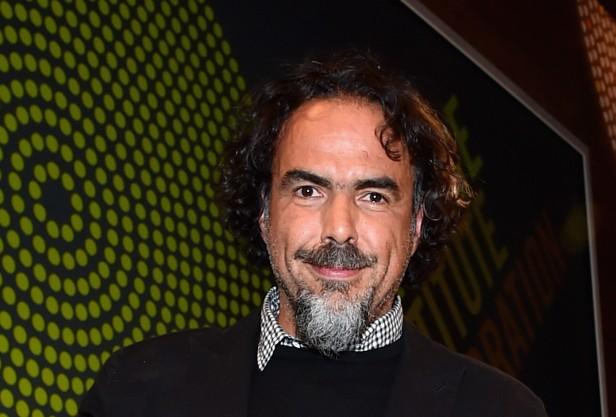 Alejandro G. Inarritu festeja en Londres las 12 nominaciones al Oscar que obtuvo 'The Revenant'.