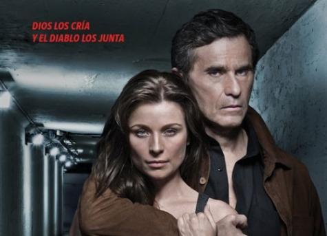 Los actores Humberto Zurita y Ludwika Paleta protagonizan junto a Michel Brown la nueva serie de Telemundo 'La Querida del Centauro'.