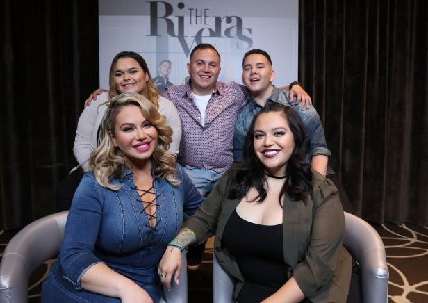 La primera temporada de Los Riveras se estrena el 16 de octubre por NBC Universo. Fotos: JC Olivera
