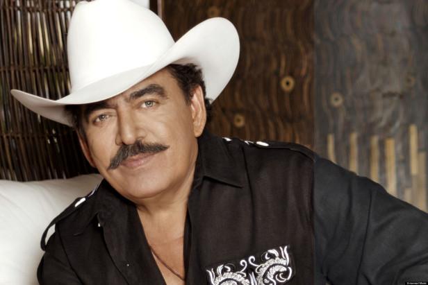 Joan Sebastian ofreció el show a caballo en el Palacio de los Deportes de la Ciudad de México.
