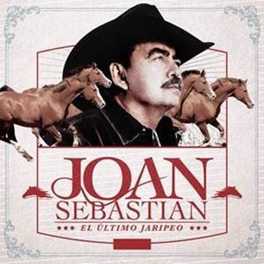 JOAN SEBASTIAN ALBUM EL ULTIMO JARIPEO