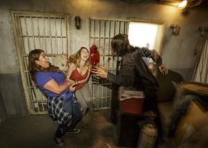 El laberinto de The Walking Dead.