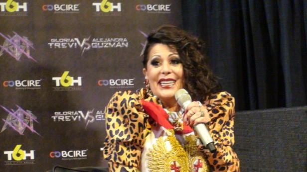 Alejandra Guzman. Foto: KioskoNews