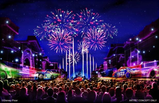 El festival, que se presentará por tiempo limitado en Disneyland y en Disney California Adventure Park, trae un nuevo y espectacular homenaje a la amistad con fuegos artificiales. Además, regresan 'Paint the Night' y 'Pixar Play Parade.