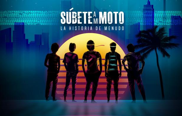 'Súbete a Mi Moto – La Historia de Menudo' llevará a los televidentes en un recorrido desde los orígenes del grupo hasta el éxito mundial.