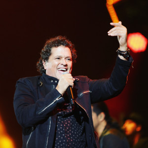 Carlos Vives at KLOVE Uforia Concert