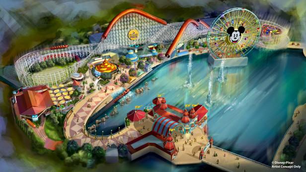 Pixar Fest, la mayor celebración en un parque temático de las historias y los personajes de Pixar Animation Studios, debuta en el Disneyland Resort el 13 de abril de 2018.