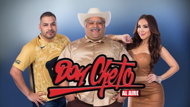 """Los radioescuchas hispanos de Chicago ahora tendrán una nueva opción radial por las mañanas con el recién renovado programa de """"Don Cheto Al Aire""""."""
