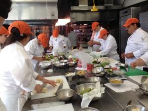 chefs y cocineros