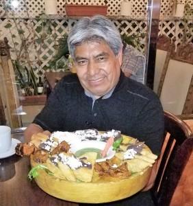 """Rogelio Martínez, """"El Chamán de la Cocina""""."""