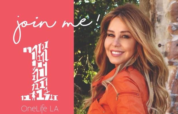 La presentadora de tv, Myrka Dellanos será la anfitriona de la cuarta edición de One Life 2018 que se celebra hoy sábado en Los Angeles.